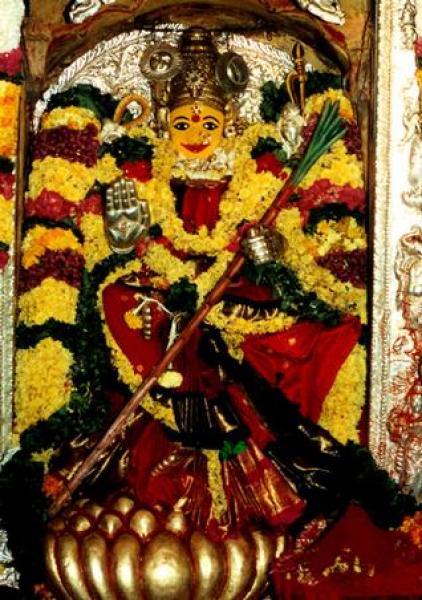 goddess kanaka durga vijayawada