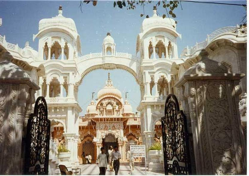Krishna Balaram Mandir History Timings Accommodations